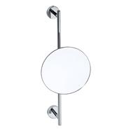 Kozmetické zrkadlo Ø200 mm na tyči, 3x