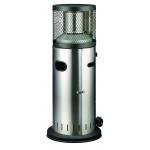 Tepelný plynový žiarič (ohrievač) Enders POLO 2.0. Jednoduchá manipulácia pomocou transportných koliesok a madiel. Bezpečnostný spínač pri zhasnutí plameňa a naklonení väčšom ako 45 °.