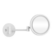 WHITE: Kozmetické zrkadlo s LED osvetlením