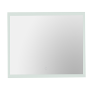 Zrkadlo s LED osvetlením a touch senzorom 1000x600