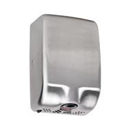 Bezdotykový sušič rúk - 1000W, LED light, nerez mat