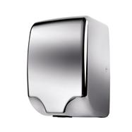 Bezdotykový sušič rúk - 1350W, LED light, nerez lesk