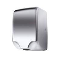 Bezdotykový sušič rúk - 1350W, LED light, nerez mat