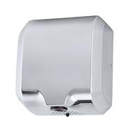 Bezdotykový sušič rúk - 1800W, LED light, nerez lesk