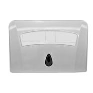 Zásobník na hygienickej ochrany WC, plast, biely