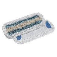 TTS mop Wet System, mikrovlákno / BA / PE, 40 × 13 cm