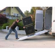 Nájazdová rampa Mauderer RAM-001 prenosná nosnosť do 2000 kg