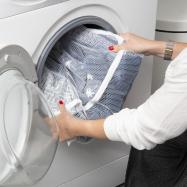 Sáček na praní jemného prádla Compactor 60 x 60 cm - síťka velká