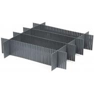 Organizér do zásuvky Compactor Free – šedý