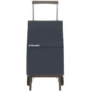 Rolser Plegamatic Original MF nákupní skládací taška na kolečkách, tmavě šedá