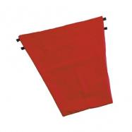 PVC vrece k vozíkom Nick / Nick Plus, 50 l, červený
