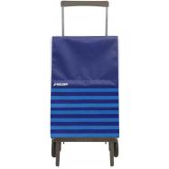 Rolser Plegamatic Original Marina nákupní skládací taška na kolečkách, modrá