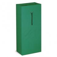 PVC vrece k vozíkom Nick Star / Green, 120 l, zelený
