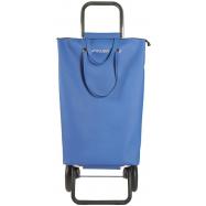 Rolser SuperBag Logic RG nákupní taška na kolečkách, modrá