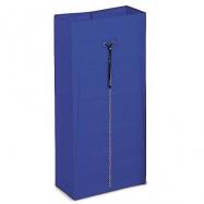 PVC vrece so zipsom k vozíkom Nick Star / Green, 120l, modrý