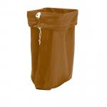 Pytel na prádlo vyroben z nesrážlivé polyesterové tkaniny o gramáži 150 g/m², se dvěma možnostmi zapínání: stahovací šňůrkou s brzdičkou nebo na olivku s manipulačními očky.   Dostupný v mnoha barvách Praktický Z nesrážlivého polyesteru