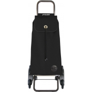 Rolser I-Max MF Rd6 nákupní taška s kolečky do schodů, černá