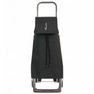 Rolser Jet Tweed JOY nákupní taška na kolečkách, černá