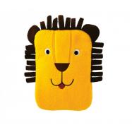 Dětský termofor Hugo Frosch Classic MINI s motivem lvíčka - fleecový