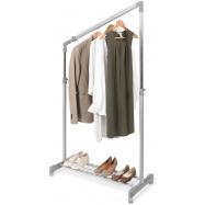 Compactor Stairs Grey stojan na šaty - Stender pod schody, 91,5 x 45 x 102-170 cm