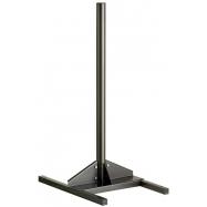 Stojan pro 1-2 držáky na pytle Rossignol 58028 pro třídění odpadu, černá ocel