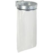 Držák na pytel pro tříděný odpad Rossignol Ecollecto Extreme 57118, 110 L, stříbrný