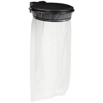 Držák na pytel pro tříděný odpad Rossignol Collecmur Essentiel, 58216, 110 L, černé víko