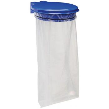 Držák na pytel pro tříděný odpad Rossignol Collecmur Extreme, 57805, 110 L, modré víko