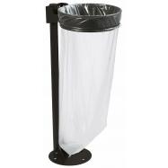 Venkovní stojan pro pytel na odpad Rossignol Ecollecto Essentiel 57765, 110 L, mangan šedý