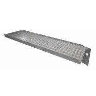 Hliníková víceúčelová rampa 1800x924 mm