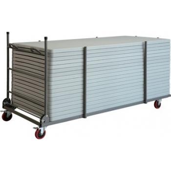Transportný skladací vozík XXLtrolley