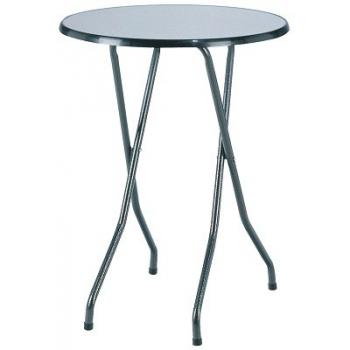 Skladací koktejlový stôl FAVOURITE s doskou Ø 85 cm