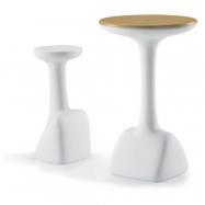 Barový stôl Armillaria s doskou Ø 63 cm