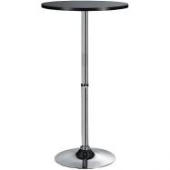 Koktejlový stôl Solo s doskou Ø 60 cm