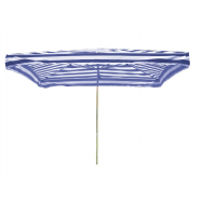 Predajný slnečník 3x2m modrobiely 15kg