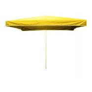 Predajný slnečník 3x2m žltý 15kg