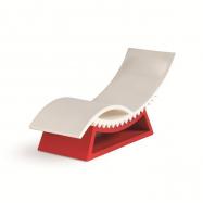 Dizajnové relaxačné ležadlo Tic Tac