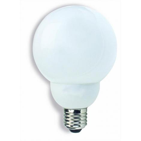 Guľatá úsporná žiarovka Slide 11W E27