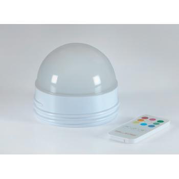 RGB LED panel na batériu Candy light