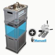 Ručné ovládanie, mobilné zásobovanie vodou