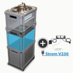 Mobilné hygienické umývadlo pre barmanov. Vysoko kvalitné a robustné. Rozmery - d40cm x S30C x v100cm