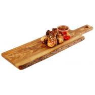 Doska z olivového dreva 400x150x15 mm