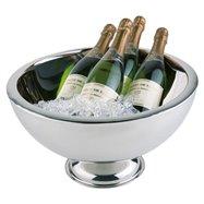 Misa na šampanské s dvojitou stenou ø 440x240 mm