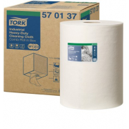 Tork Premium viacúčelová utierka 570 (malá combi rolka v boxe), návin 60,8 m, 1 rolka