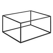Bufetový podstavec pod nádoby, čierny gn ½ alebo gn 1/4