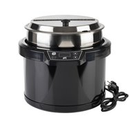 Elektrický kotlík na polievku 10 l