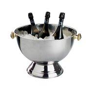 Misa na šampanské s úchytkami ø 420x300 mm