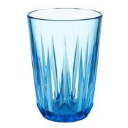 Poháre z modrého Tritan 0,15 l