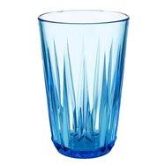 Poháre z modrého Tritan 0,3 l