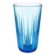 Poháre z modrého Tritan 0,5 l